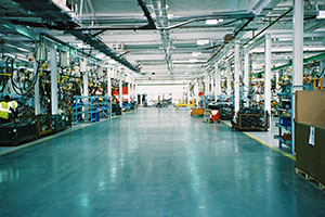 Concrete Floor & Factory Maintenance Coatings